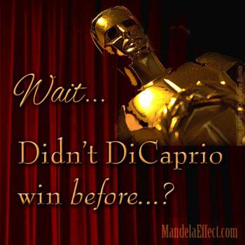 DiCaprio oscar?