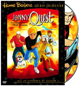 Jonny Quest - first season videos