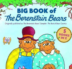 Berenstain Bears - not Berenstein?