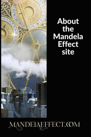 About the Mandela Effect Site